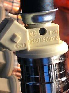 New and Genuine Bosch 250cc upgrade Fuel Injectors for FIAT UNO Turbo i.e Mk I