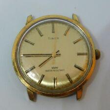 Vintage Timex Water Resistant Wind Up Watch