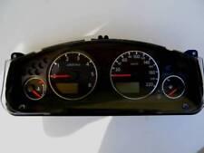 D Nissan Navara D40 Pathfinder Chrom Tachoringe - Aluminium hochglanzpoliert