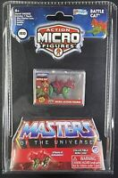 Masters of the Universe Worlds Smallest BATTLE CAT Micro Action Figure Motu
