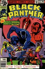 BLACK PANTHER (1976 Series)  (MARVEL) #14 Fine Comics Book