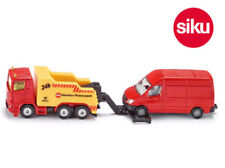 Camions miniatures rouges Siku Super Serie
