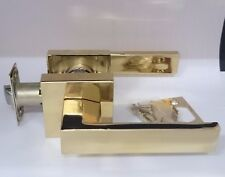 Passage lever handle PVD