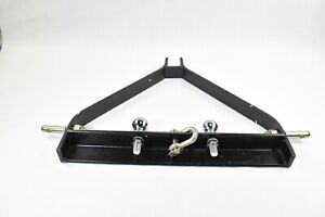 3 Point Hitch Receiver Zero Class Tractor Trailer Tow Drawbar Quick Hitch