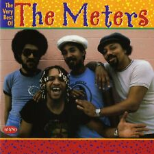THE METERS THE VERY BEST OF CD (Greatest Hits includes CISSY STRUT)
