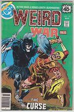 Weird War Tales 73 DC Comics 1979 The Curse of Zopyrus Steve Englehart