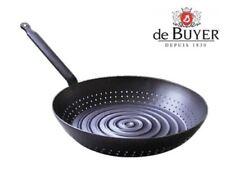 Ollas y cacerolas de cocina de acero más de 35cm