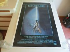 Return of The Jedi 1983 A-Style 1-Sheet Poster