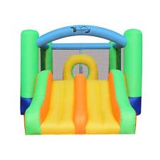 BestParty Inflatable Obstacle Bouncy Castle Moonwalk Bouncer with Blower