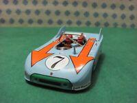 """PORSCHE 908/3 Flunder  3000cc. Spyder """" Targa Florio 1971 """" - 1/43 LO 0206 LE"""