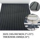 94 X 35 Inch Marine Boat Flooring Eva Foam Yacht Teak Decking Sheet Carpet Mat