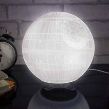 Lampada LED MORTE NERA Death Star STAR WARS Ambient Mood Light UFFICIALE Disney