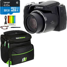 Polaroidi E4038 Digital Camera w/40x Optical Zoom 18MP HD Video 3