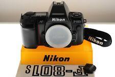 Nikon F801S AF program/auto/manual SLR. MINT condition. +strap. Motorized!