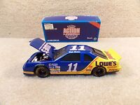 New 1995 Action 1:24 Diecast NASCAR Brett Bodine Lowe's Ford Thunderbird Bank