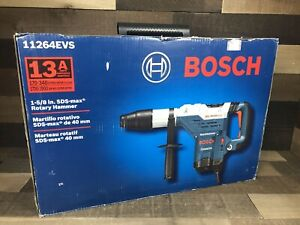 "*NEW!* Bosch 11264EVS 1-5/8"" Corded Rotary Hammer Drill (34836-1) *PHOTOS*"
