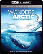 PRE-ORDER - IMAX: WONDERS OF THE ARCTIC (4K ULTRA HD) - Blu Ray -  Region free