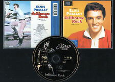ELVIS PRESLEY Jailhouse Rock Remastered CD Original Spain edition w/bonus tracks