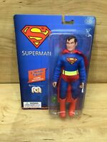 Marty Abrams Presents Mego Superman 8 Inch Figure NEW DC Comics 2020 62817