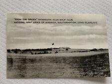 New listing Vintage Postcard Shinnecock Hills Golf Club NY
