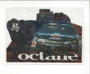 1999 Press Pass Stealth Octane SLX Die Cuts #O28 Dale Earnhardt's Car