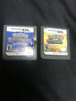 Pokemon Mystery Dungeon: Blue Rescue Team And Pokémon Range(Nintendo DS, 2006)