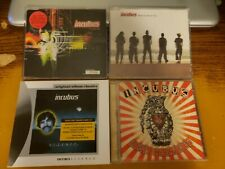 4 Incubus CD Lot Pardon Me Numbered + Science + Light Grenades +  Nice to Know