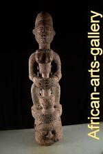 55406  Seltene Helmmaske der Epa Yoruba Afrika