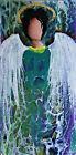 Angel Of Living Water Painting Original Art by Rain Crow