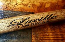 Negan Lucille Bat Prop/Replica~The Walking Dead~Lucille I AM NEGAN Inscribed~NEW