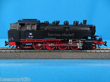 "Marklin 3396 DB Tender Lok Br 86 Black ""Service Modell""  DEALER DEMO MODEL"