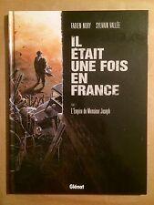 IL ETAIT UNE FOIS EN FRANCE - T1 : L'Empire de Monsieur Joseph - EO
