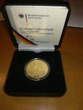 100 Euro Goldmünze Deutschland Weimar 2006 Prägestätte F  - 1/2 Unze