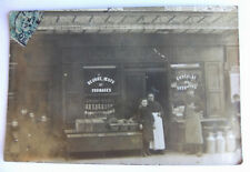CPA - Photo card GROCERY Paris of 1906
