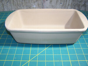Pampered Chef Loaf Stoneware Lightly Used