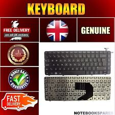 Laptop Keyboard UK Layout for HP COMPAQ PRESARIO CQ58-253SA Black