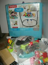Fisher-Price Animal Wonders Jumperoo Baby Bouncer Activity Center