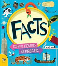 Facts: Essential Knowledge for Curious Kids New Paperback Book Susan Martineau