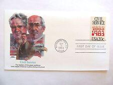 "September 9, 1983 Centennial of ""Civil Service"" First Day Cover"