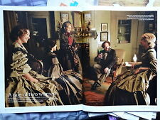 Ralph Fiennes Felicity Jones The Invisible Woman  - Telegraph mag Jan 2014
