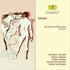 NEW Wagner: Der Ring Des Nibelungen (Audio CD)