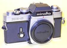 Minolta XE-5 advanced film camera, very good condition