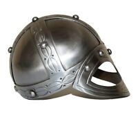 Medieval Armor Norman Mini Helmet Vintage Decorative Table Top Collectible Gift