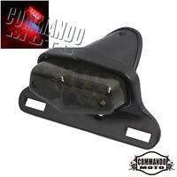 British Lucas LED Taillight Tail Brake Light For Harley Cafe Racer Chopper Bobbe