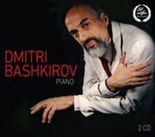 Dmitri Bashkirov - Piano, New Music