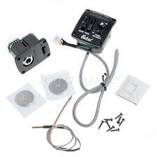 Belcat 2 band EQ Ukulele Equalize Pickup system with chrome LED tuner