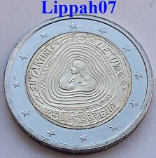 Litouwen speciale 2 euro 2019 Volksliederen / Sutartines UNC