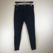 Hudson Jeans - Nico Midrise Super Skinny Dark Blue Tag Size: 27 (27x27.5) #6989