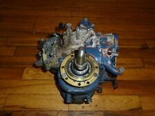 OMC Evinrude Johnson 1970 9.5 hp power head crankcase assembly