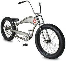 Vancouver GT Single Speed beach cruiser bike Chopper style Hi Rise STRETCH FAT